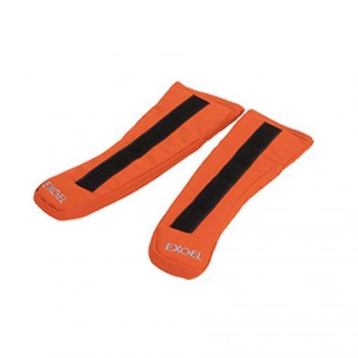 HANS Systeem ExGel Padding Set - Oranje