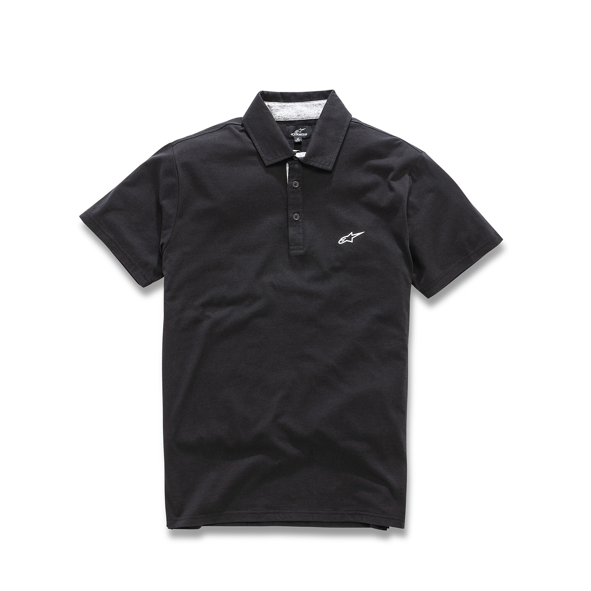Alpinestars Eternal Polo in T-shirt stof black
