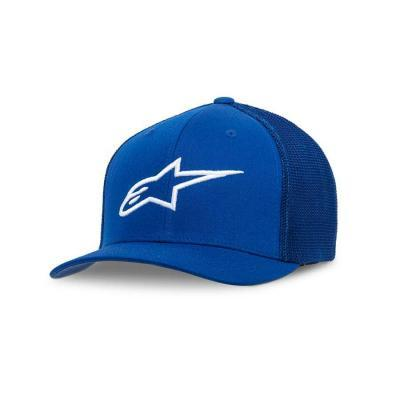 Alpinestars Ageless Stretch Mesh Pet Royal/ Wit - Trendy pet