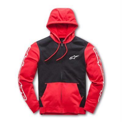 Alpinestars Machine Fleece - trendy sweater met doorlopende ritssluiting