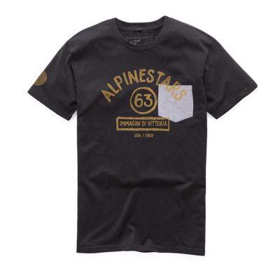 Alpinestars Paint premium T-shirt voor heren zwart
