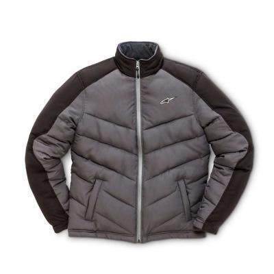 Alpinestars Challenge jacket grijs / zwart - winterjas voor heren