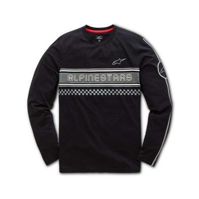 Alpinestars Groove Knit T-shirt zwart - lange mouwen
