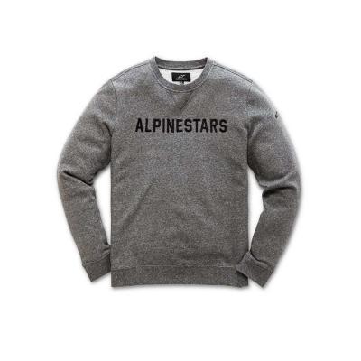 Alpinestars Distance Fleece Grijs - Modieuze herensweater