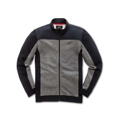 Alpinestars Speed Fleece Zwart - Trendy fleece voor heren