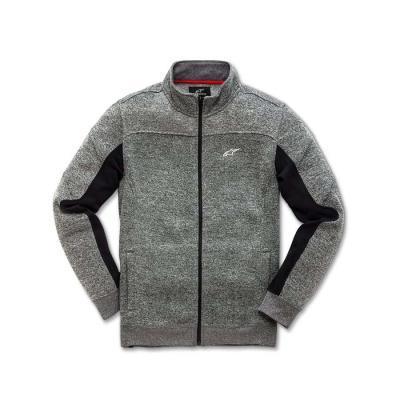 Alpinestars herenjas Lux sweater jacket met doorlopende ritssluiting
