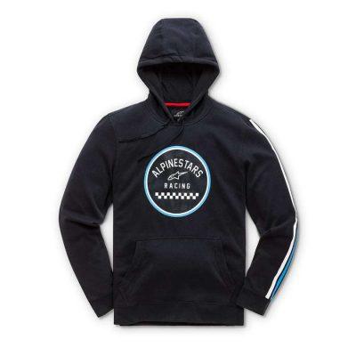 Alpinestars Spot Fleece zwart - hooded sweater voor mannen