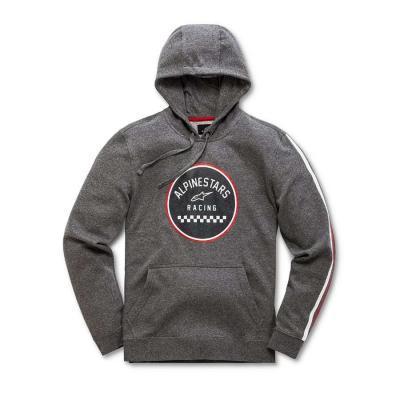 Alpinestars Spot Fleece Grijs - sweater voor heren met kap