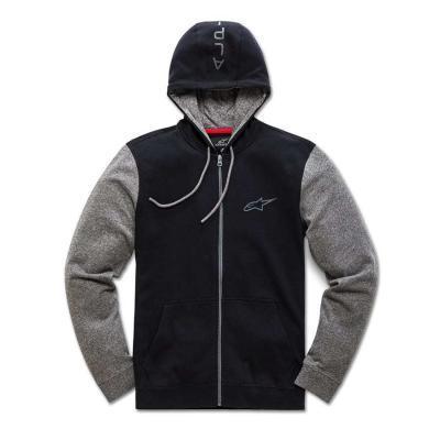 Alpinestars Mach 1 Fleece - trendy sweater met doorlopende ritssluiting