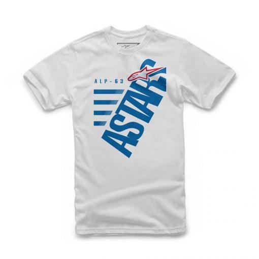 Alpinestars Kids Bigun - Trendy T-shirt Wit voor kinderen