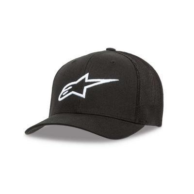 Alpinestars Womens Ageless Trucker Pet Zwart/ Wit OS