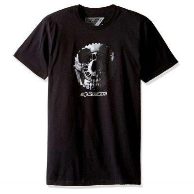 Alpinestars Skullduggery Tee T-shirt voor heren zwart