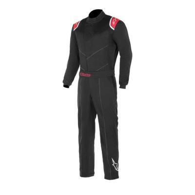 Alpinestars Suit multifunctioneel en budgetvriendelijk - Zwart Rood