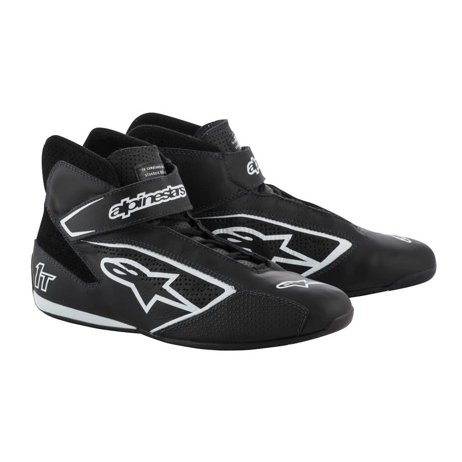 42e2db734fc Alpinestars FIA schoen voor autosport - Zwart en Wit
