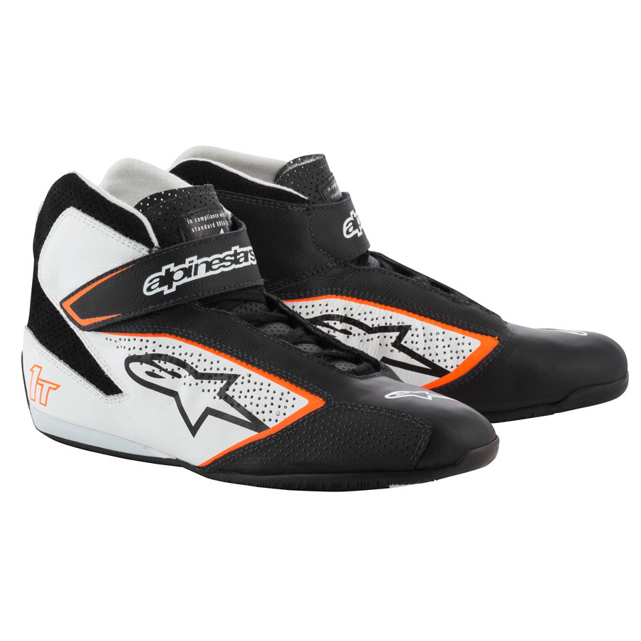 Alpinestars Tech-1 T shoes gehomologeerd