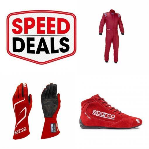 SpeedDeal Sparco Rally