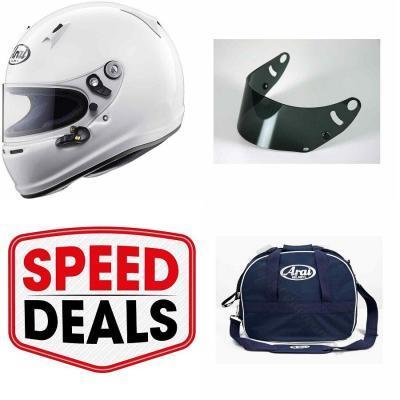 Speeddeal Arai karting