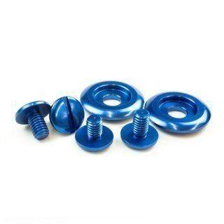 Screw kit voor Arai blauw