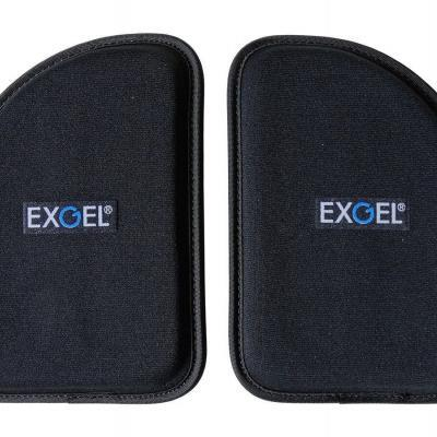 Exgel seat pad 17 Side A