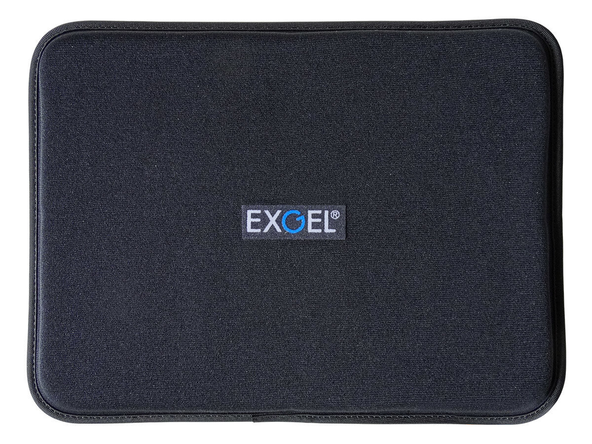 Exgel seat pad back