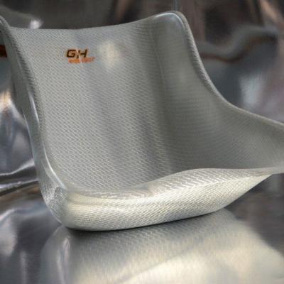 Greyhound Silver R Seat