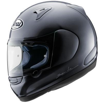 Arai Viper GT Motorhelm - Sportieve helm in glanzend anthraciet