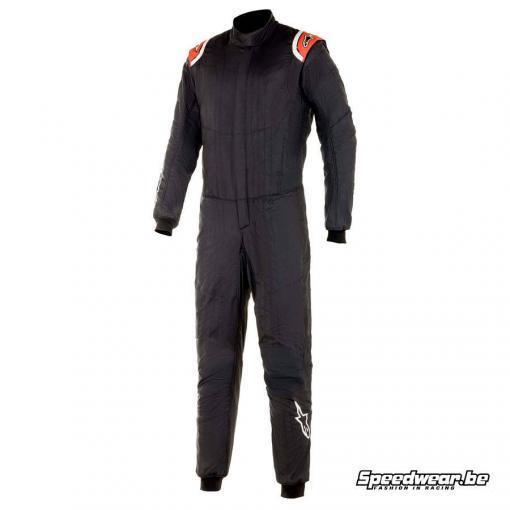 Alpinestars Racepak Hypertech V2 - Zwart Rood