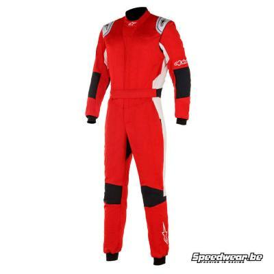 Alpinestars GP Tech V3 auto racepak - Rood Wit