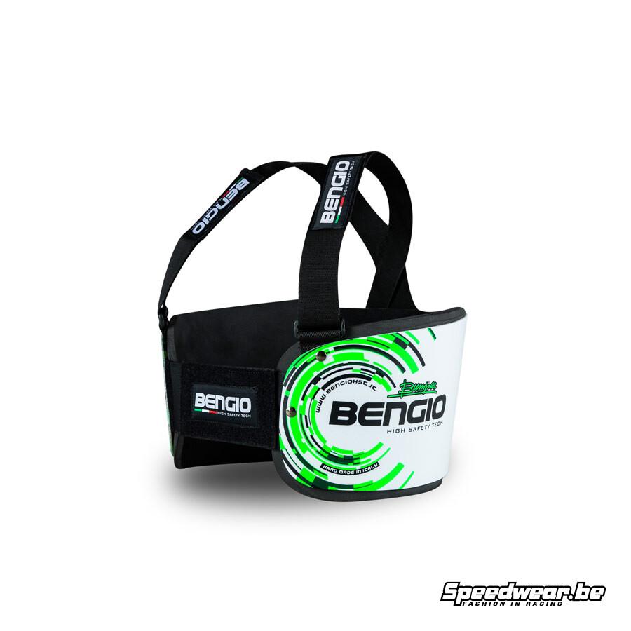 Bengio-2020-HST-Bumper-Standard-White&Green-Diagonale