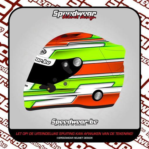 SpeedPaint Deal Spa Francorchamps