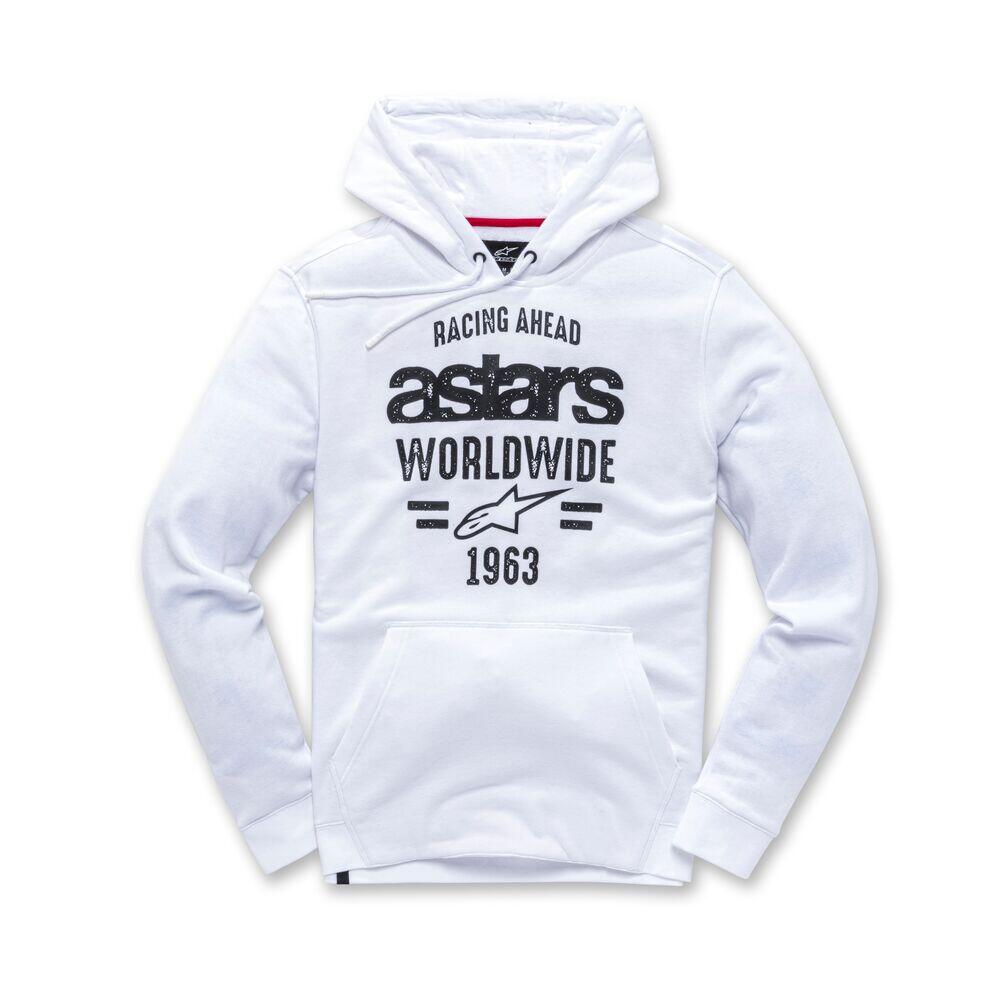 Alpinestars Sweatshirt World Wit met capuchon