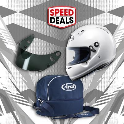 SpeedDeal Arai Kinderkarthelm #1