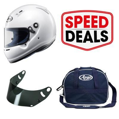 SpeedDeal Arai Kinderkarthelm
