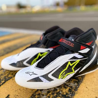 Alpinestars schoenen karting Tech 1 KZ - Limited Edition