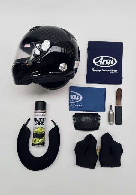 Arai helmet check up
