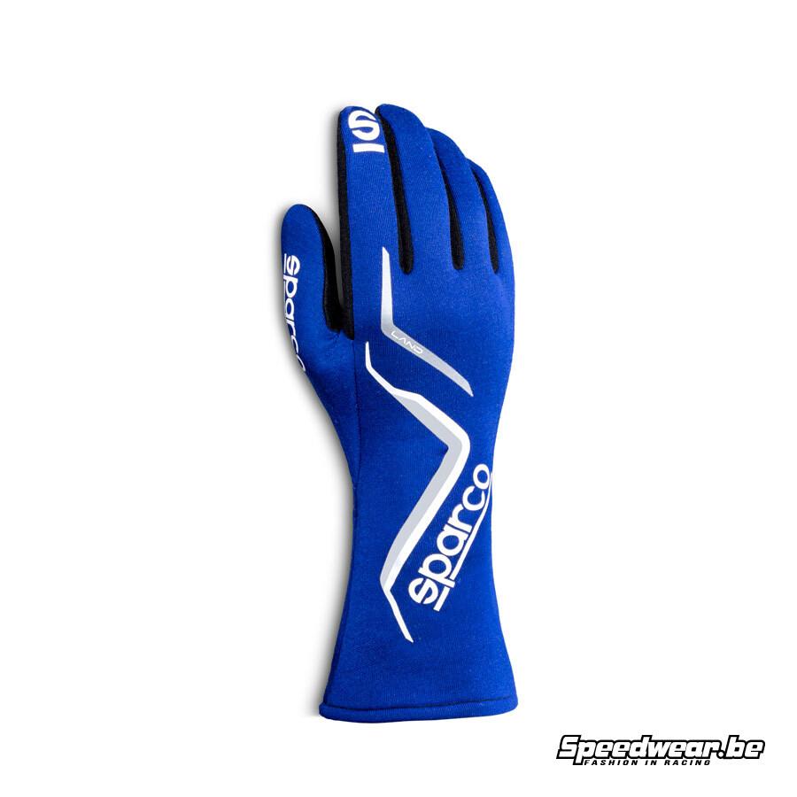 Sparco bugetvriendelijke handschoen autosport LAND