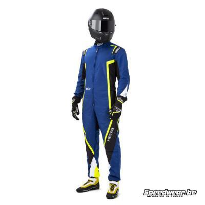 Sparco raceoverall karting KERB