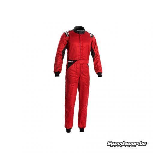 Sparco Autosportpak SPRINT Rood : Prijskwaliteit topper