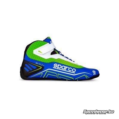 Sparco schoen voor simracers K-RUN met veters