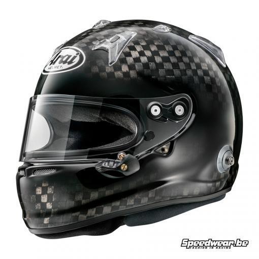 Arai GP7 SRC Carbon ABP helm - Formula Racing