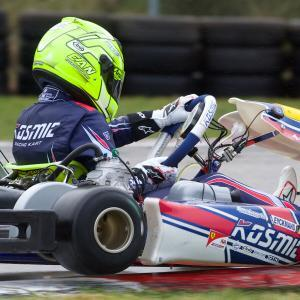 Karting Kosmic Ean Eyckmans