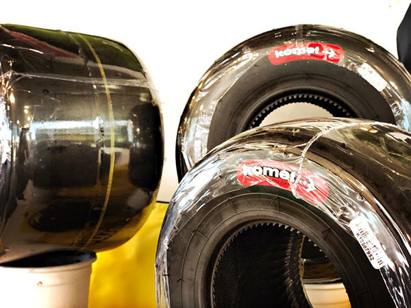 Komet Racing Tyres type K2H - set