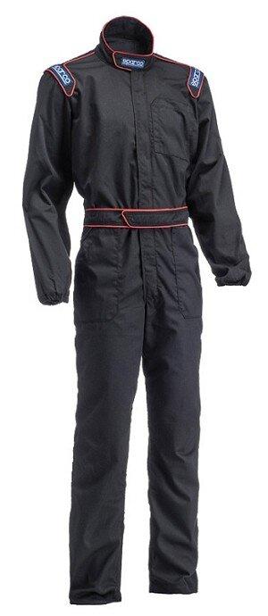 Sparco type MX3 overall voor monteurs kleur zwart