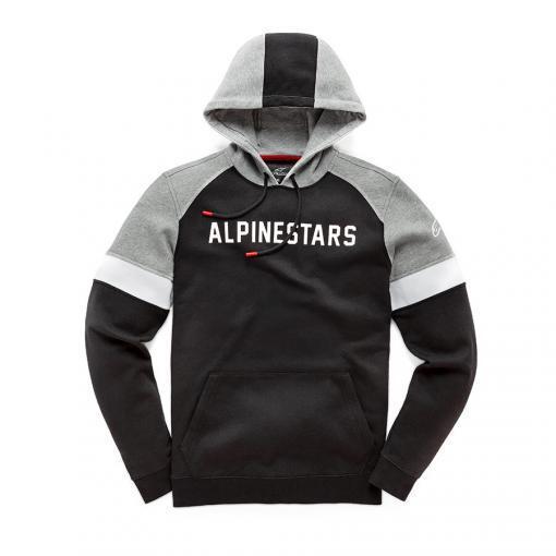 Alpinestars leader Fleece black gray