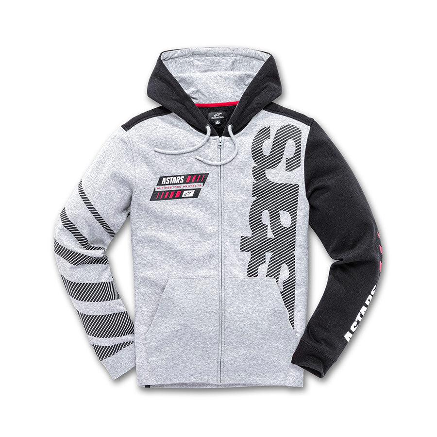 Alpinestars Fan Club Fleece zip hoodie
