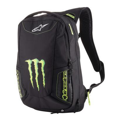 Alpinestars Monster Marauder Backpack Black Green