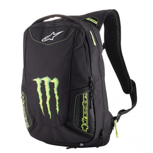 Alpinestars Monster Marauder Backpack Black Green