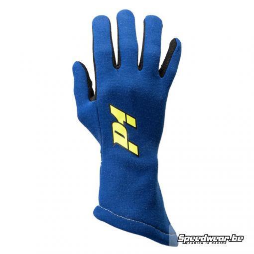 Autosport handschoen P1 Apex Blauw ideaal voor trackdays