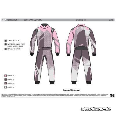 Alpinestars Tech Vision Graphic Editable 5