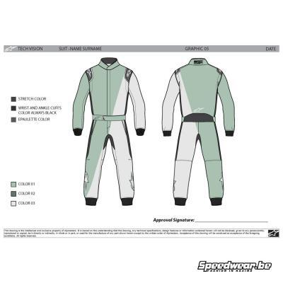 Alpinestars Tech Vision Graphic Editable 6